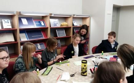 Lapkričio 21- gruodžio 1 dienomis nuvilnijo lietuvių kalbos savaitė, skirta kalbos ir raštingumo ugdymui.