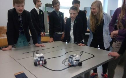 Vizitas Vilniaus technologijų bei automechanikos mokyklose