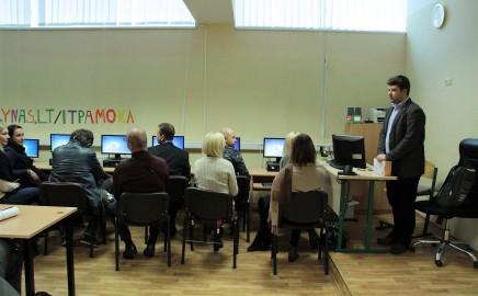 Visuotinis IT mokytojų susirinkimas