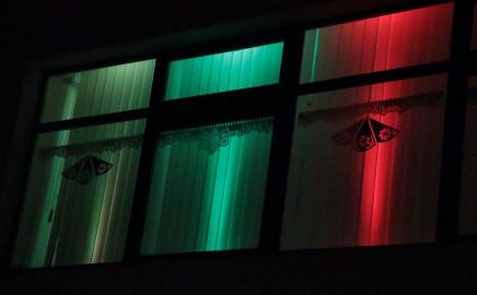 Progimnazijos languose – trispalvė