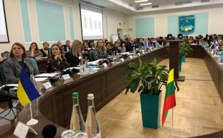 Tarptautinė konferencija Kijeve