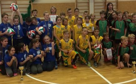 Treti Vilniuje!