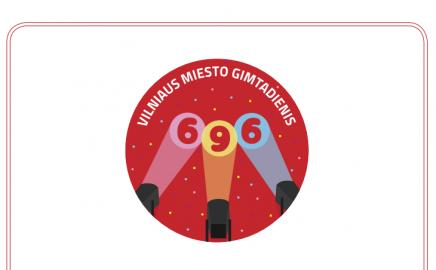 Švęskime Vilniaus 696-ąjį gimtadienį!