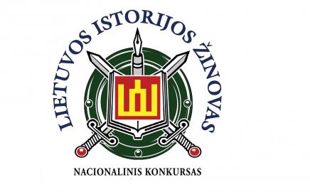"""NACIONALINIS KONKURSAS """"LIETUVOS ISTORIJOS ŽINOVAS 2019"""""""