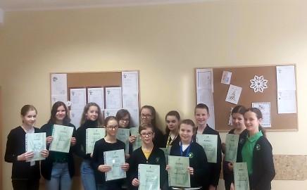 Dailyraščio konkurse – 17 laureatų!