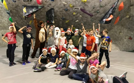 Sportiška Kalėdinė šventė